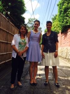 NHK, Haruka, Bett.,Gisela