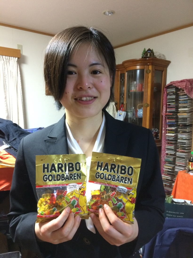 Nozaki Haribo - 70%links