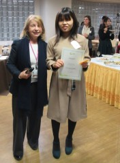 mit Natsu Shimizu 2018